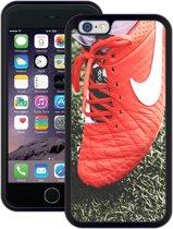 Case Creatives Telefoonhoesje Nike Football - iPhone 6 6s   Zwart - Handgemaakt