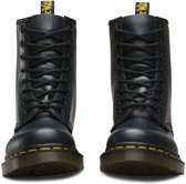 Dr. Martens - 1460 - Bottines stoer - Dames - Maat 41 - Zwart - Black Smooth