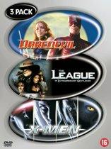 Daredevil/League Of Extrodinary Gentlemen/X-Men