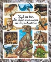 Kijk en leer - De dinosaurussen en de prehistorie