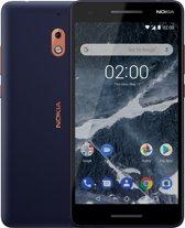 Nokia 2.1 - 8GB - Dual Sim - Blauw/Koper