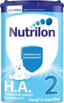 Nutrilon Hypo Allergeen 2 - Opvolgvoeding - 750 gr