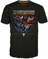 Transformers FoC T-Shirt - Optimus Space, (Maat S)