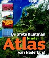 De grote kluitman kinderatlas van nederland