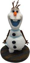 Disney Frozen - Aquarium Ornament Olaf - 14x8,5x8,5 CM