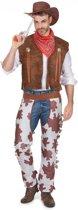 Cowboy kostuum voor mannen - Verkleedkleding