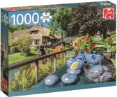 Giethoorn Premium Quality - Puzzel 1000 stukjes