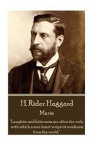 H Rider Haggard - Marie