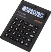 Olympia LCD 908 Jumbo Desktop Rekenmachine met display Zwart calculator