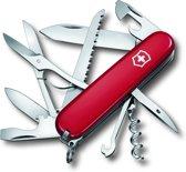 Victorinox Huntsman zakmes, rood