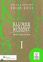 Kluwer Collegebundel 2010/2011