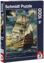 Puzzel zeeslag 1000 stukjes