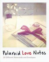 Polaroid love notes: 20 notecards + envelopes
