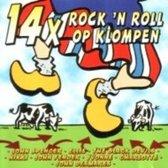 14x rock 'n  roll op klompen