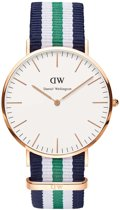 Daniel Wellington Classic Nottingham - 40 mm - Polshorloge