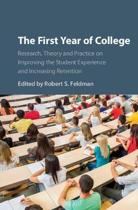 The First Year of College