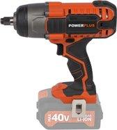 Powerplus Dual Power POWDP2040 Slagmoersleutel - 350 Nm - 40V - (zonder accu)