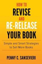 How to Revise and Re-Release Your Book