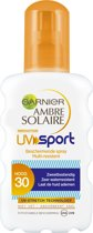 Garnier Ambre Solaire UV Sport Spray SPF 30 - 200 ml - Zonnebrandspray