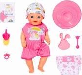 Afbeelding van BABY born Soft Touch Little - Meisje - Babypop 36cm speelgoed