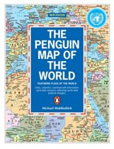 The Penguin Map of the World