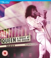 A Night At The Odeon Blu Ray CD