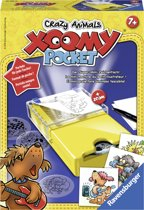 Ravensburger Xoomy® pocket Crazy animals