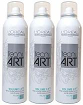 3x L'Oreal Volume Lift 250ml