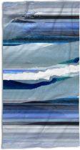 Essenza Mooa Strandlaken - 100x180 - Blauw