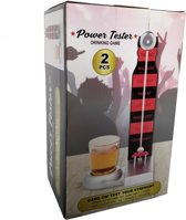 Power Tester - Drankspel