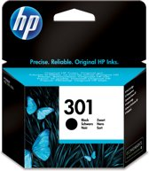 HP Cartridge 301 - Inktcartridge - Zwart