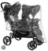 ISI Mini - Tweelingwagen Regenhoes