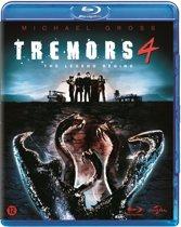 Tremors 4: The Legend Begins (blu-ray)