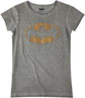 Batman-T-shirt-met-korte-mouw-grijs-maat-M
