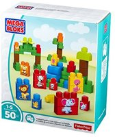 Mega Bloks Match and Stack Dierenfamilies - Fisher Price