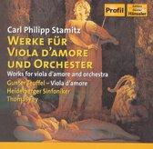 Stamitz: Werke F.Viola D'Amore 1-Cd