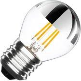E27 3.5W Reflecterende Led Lamp 4000-4500K Dimbaar G45
