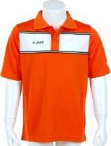 Jako Polo Player Junior - Sportpolo - Kinderen - Maat 128 - Orange;White