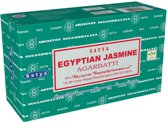 SATYA NAG CHAMPA WIEROOK STOKJES - Egyptische Jasmijn - 180 STOKJES