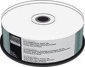 MediaRange CD-R 900 MB Inkjet Printable 25 stuks