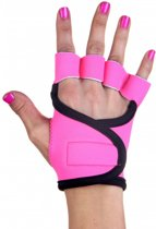 Hot Pink - Fitness handschoenen S