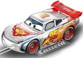 Carrera GO!!! Cars Silver Lightning McQueen - Racebaanauto