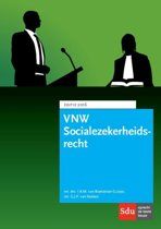 Educatieve wettenverzameling - VNW socialezekerheidsrecht 2016
