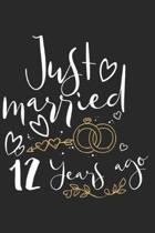 Just Married 12 Years Ago