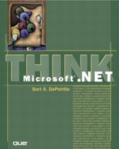 Think Microsoft.NET