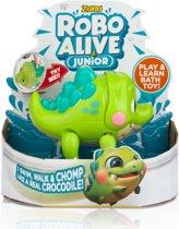 Robo Alive Junior Krokodil - Waterspeelgoed