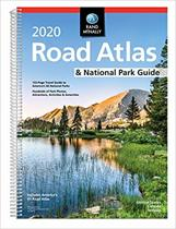 Rand mcnally 2020 national park road atlas & guide
