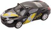 Johntoy Super Cars Die-cast Auto 3tro Zwart 10 Cm