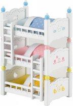Sylvanian Families Triple Bunk Beds - 2919