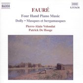 Faure:Four Hand Piano Music